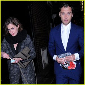 Jude Law: West End Show with Ruth Wilson!