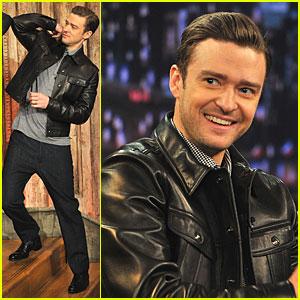 Justin Timberlake: '20/20 Experience' on 'Fallon'