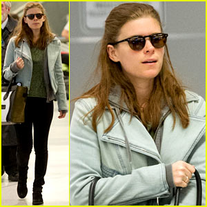 Kate Mara: 'Last Call with Carson Daly' on Tuesday!