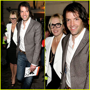 Kate Winslet & Ned Rocknroll: 'Book of Mormon' Mates!