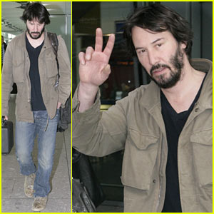 Keanu Reeves: 'Side by Side' Available on Netflix Instant!