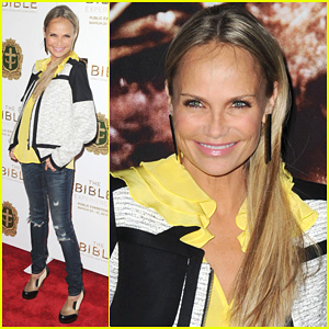 Kristin Chenoweth: 'The Bible Experience' Opening Night Gala!