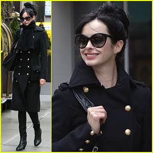 Krysten Ritter: Can't Wait To Shoot My Pilot!