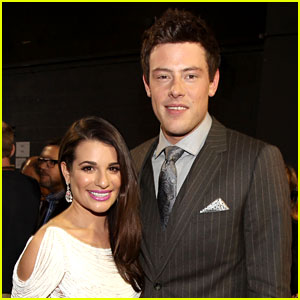 Lea Michele Sends Love to Cory Monteith in Rehab