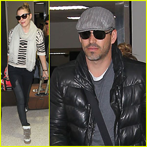 LeAnn Rimes & Eddie Cibrian: Tears for 'The Perks of Being a Wallflower'!