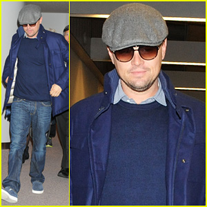 Leonardo DiCaprio: From Los Angeles To Japan!