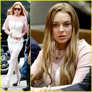 Lindsay Lohan Takes Plea Deal: Rehab for 90 Days, No Jail