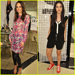Louise Roe: Ruthie Davis' Collection Launch!