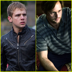 Max Thieriot & Alexander Skarsgard: 'Disconnect' Stills (Exclusive)