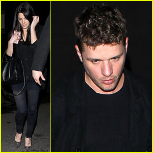 Ryan Phillippe & Ashley Greene: Vignette Lounge Duo!