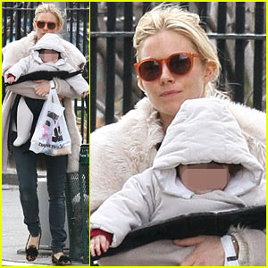 Sienna Miller: Tom Sturridge's 'Orphans' Begins Previews Tomorrow!