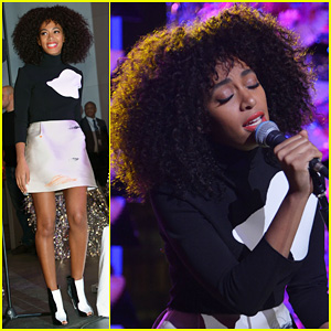 Solange Knowles: Armory Party Performer!