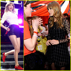 Taylor Swift: Club Red Fan Meet & Greet in Newark!