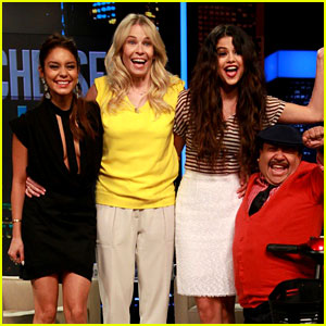 Vanessa Hudgens & Selena Gomez: 'Chelsea Lately' Tonight!