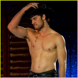 Alex Pettyfer: 'Fifty Shades of Grey' Sex Scene for Test Film?