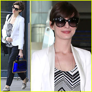Anne Hathaway: Christopher Nolan's 'Interstellar' Star?