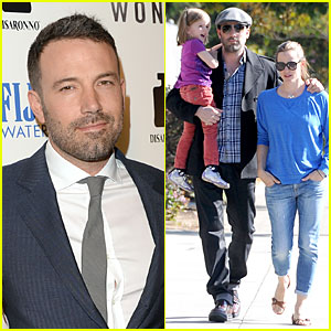 Ben Affleck: 'To The Wonder' Los Angeles Premiere!