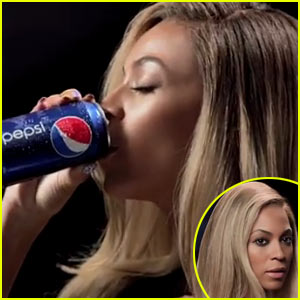Beyonce's Pepsi 'Mirrors' #BeyHereNow Commercial, Previews 'Grown Woman'!