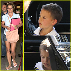 Britney Spears: Louisana Departure After Easter!