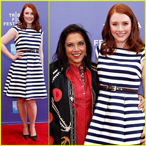 Bryce Dallas Howard: Tribeca Talks with Director Mira Nair!