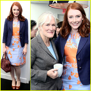 Bryce Dallas Howard: Women's Filmmaker Brunch at Tribeca!