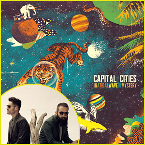 Capital Cities' 'Safe & Sound': JJ Music Monday!