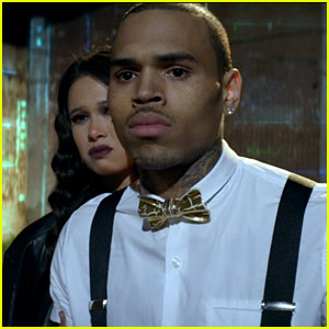 Chris Brown: 'Fine China' Video Premiere - Watch Now!