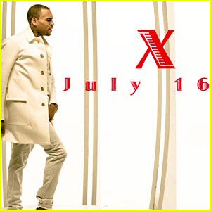 Chris Brown Releases 'I Can't Win', Announces 'X' Release Date!
