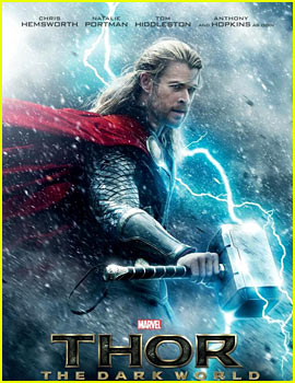 Chris Hemsworth: First 'Thor: the Dark World' Poster Revealed!