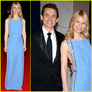 Claire Danes & Hugh Dancy - White House Correspondents' Dinner 2013