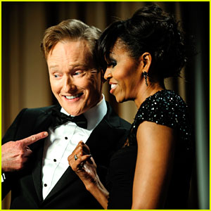 Conan O'Brien - White House Correspondents' Dinner Speech 2013 (Video)
