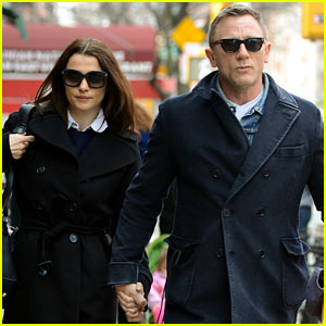 Daniel Craig & Rachel Weisz Hold Hands After 'Betrayal' News!