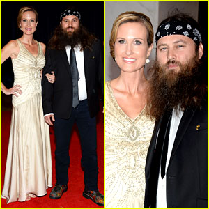 'Duck Dynasty' Stars - White House Correspondents' Dinner 2013