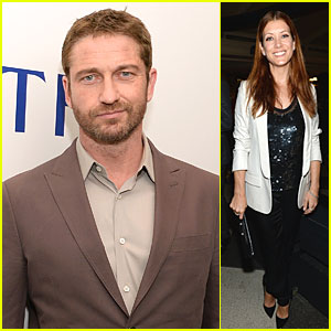 Gerard Butler & Kate Walsh: White House Correspondents' Di