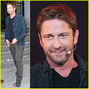 Gerard Butler: 'Olympus Has Fallen' Q&A in London!