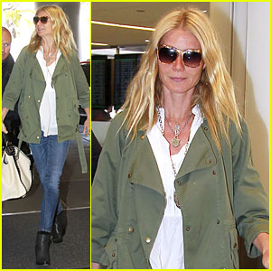 Gwyneth Paltrow: Moses' Birthday Celebration Details!