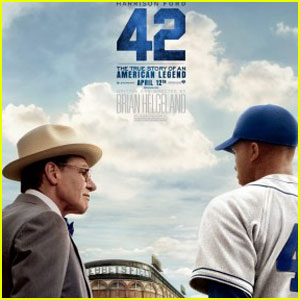Harrison Ford's '42' Tops Weekend Box Office!