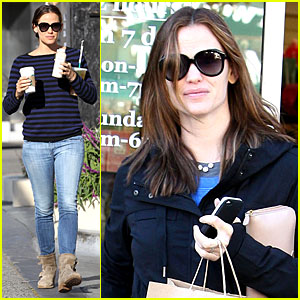 Jennifer Garner Told Ben Affleck to Go to The Gym!