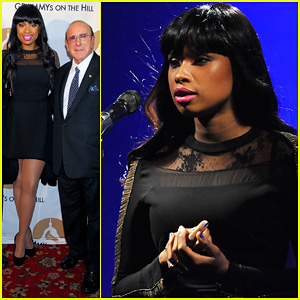 Jennifer Hudson: Grammys On The Hill Award Honoree!