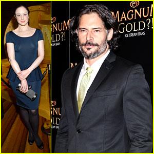 Joe Manganiello: Magnum's 'As Good As Gold' at Tribeca!