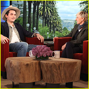 John Mayer Talks Katy Perry Split on 'Ellen'