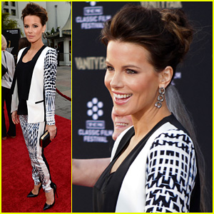 Kate Beckinsale: TCM Festival 'Funny Girl' Screening!