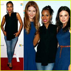 Kerry Washington: 'Scandal' Season Two Wrap Party!