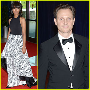 Kerry Washington - White House Correspondents' Dinner 2013 Red Carpet