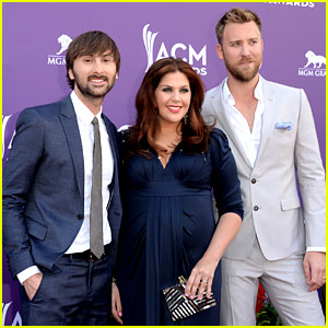 Lady Antebellum - ACM Awards 2013 Red Carpet