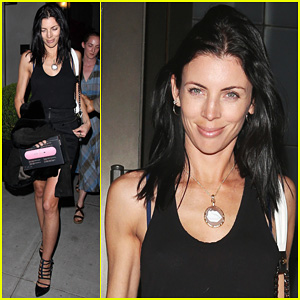 Liberty Ross: Spago Dinner with Jimmy Iovine