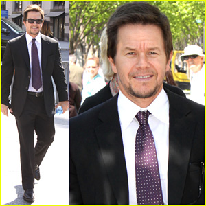 Mark Wahlberg: White House Visit!