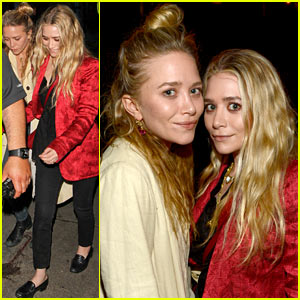 Mary-Kate & Ashley Olsen: Rolling Stones Surprise Concert!