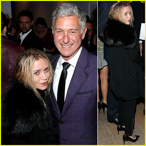 Mary-Kate Olsen: Tribeca Ball Attendee!