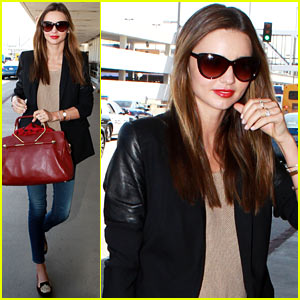 Miranda Kerr: Let's Go For a Ride!